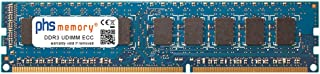 PHS-memory 4GB RAM módulo para ASUS M4A785TD-V EVO DDR3 UDIMM ECC 1600MHz