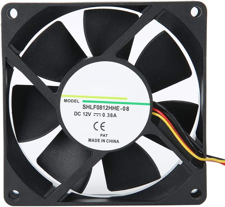 fosa1 SHLF0812HHE-08 Computer Cooling Fan PC 12V 3PIN 5 popular 8CM 0.38A Safety and trust