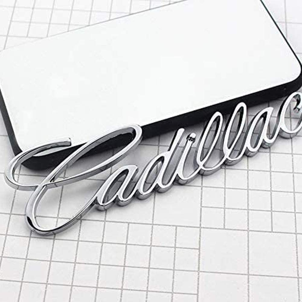 XINGCHENG 2Pack 5.0L Coyote V8 Emblems 3D Trim Fender Hook Trunk Badge Decals Stickers Replacement for Mustang /&Ford F150