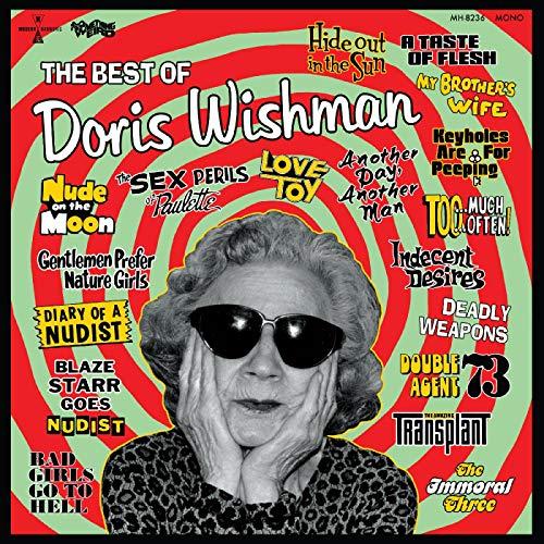 The Best Of Doris Wishman (LP + DVD) [Disco de Vinil]