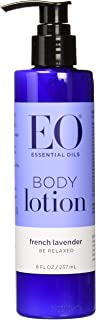 Eo Products Body Lotion,French Lavender, 8 fz, 2 Pack