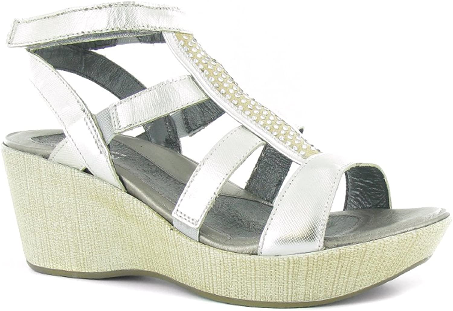 Naot Women's Mystery Wedge Sandal