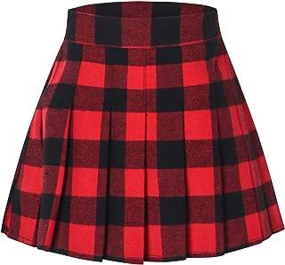 Girls & Women's Pleated Skirt, 2 Years - Adult XL