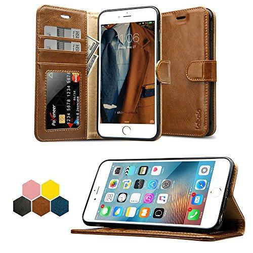 Labato lbt Schutzetui fü riPhone 6S & iPhone 6S Plus 07Z & 05Z, Leder plastik, braun, iPhone 6/6s Plus