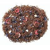 Miscela di tè Rooibos, aromatizzata al mirtillo e yogurt 50 gr, in busta richiudibile e salva aroma. Tisantea. Un tè rooibos di alta qualità, dal gusto fruttato e fresco. Made in Italy