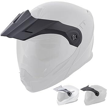 Scorpion Peak Visor Vx-35 Motorcycle Helmet Accessories Black//One Size