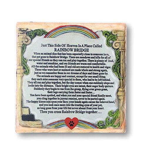 Rainbow Bridge Poem for Dogs