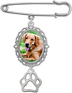 dog photo charms