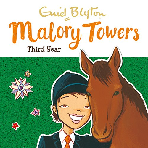 Malory Towers: Third Year cover art