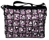 Disney Harveys Mickey Mouse Silver Screen Filmstrip Seat Belt Convertible Tote