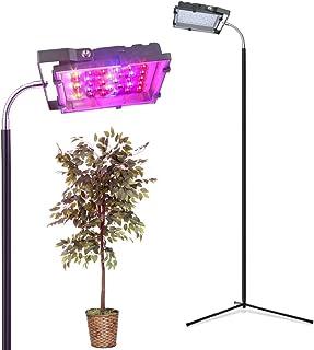 ACKE LED Standing Grow Light,Floor Plant Light Full Spectrum 35W for Indoor Plants Veg and Flower
