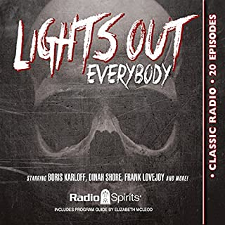 Lights Out, Everybody! cover art