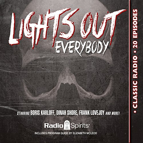 Lights Out, Everybody! audiobook cover art