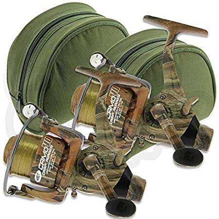 Spare Spool Shakespeare Omni 3BB 60FS Free Spool Fishing Carp Reel Line