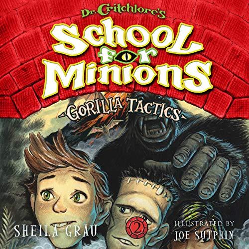 Gorilla Tactics Audiobook By Sheila Grau cover art