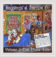 Backstreets of American Oi & Streetpunk 2: Ten