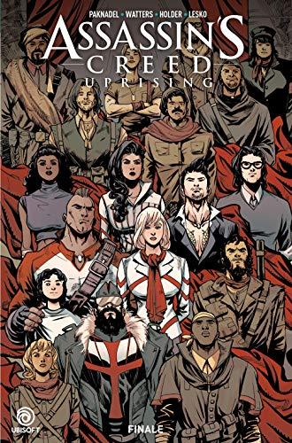 Assassin's Creed: Uprising Vol. 3: Finale (English Edition)