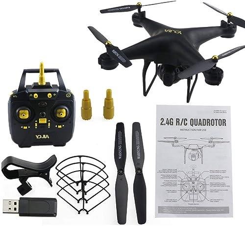 Heaviesk D68W-3 2.4G RC Selfie intelligent Drone Quadricoptère UAV avec 720P WiFi FPV Live Caméra vidéo Altitude Hold 360 ° Flips