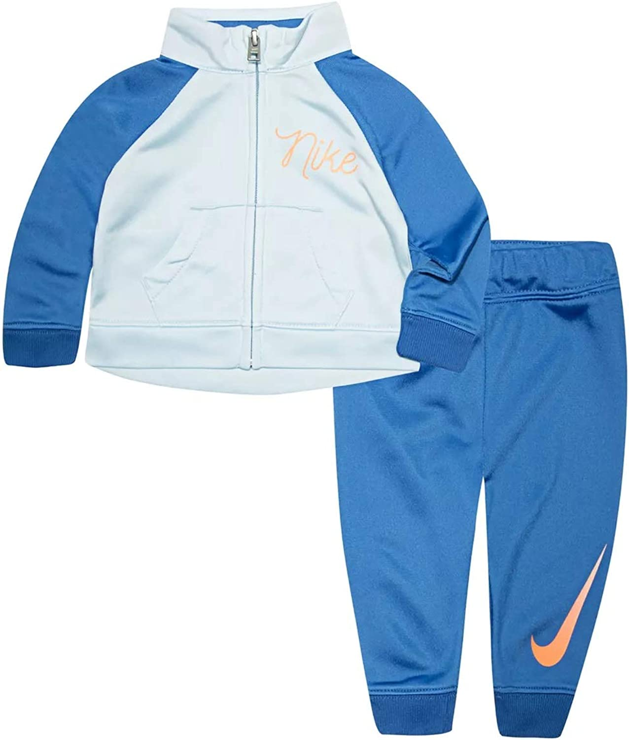 NIKE Baby 2 Piece Top and Pants Set