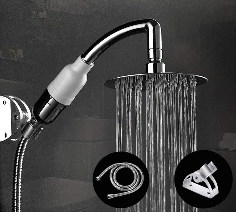 GXliuxiao,Shower Head Small Pressure Shower Head high Pressure Bathroom Bathroom Home Through The sand101