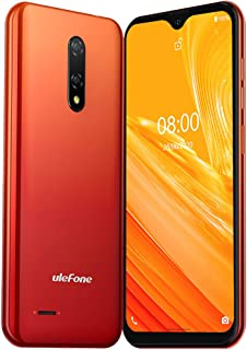 Unlocked Smartphones 3G Ulefone Note 8(2020), Dual Sim Unlocked Cell Phones 5.5'' 2GB+16GB, Android 10 5MP+2MP Camera, GSM...