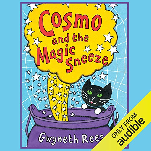 Cosmo and the Magic Sneeze cover art