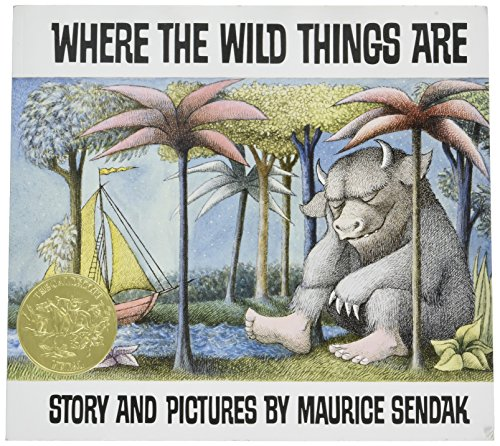 HarperCollins Harper Collins Publishers Where The Wild Things are