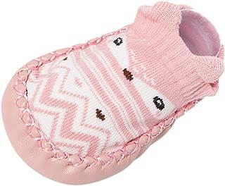 Unisexe Bébé Chaussures Bébé Cartoon Coton Anti-Dérapant Chaussettes Soft Slipper Chaussures Boot
