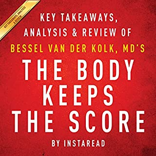 The Body Keeps the Score audiobook cover art