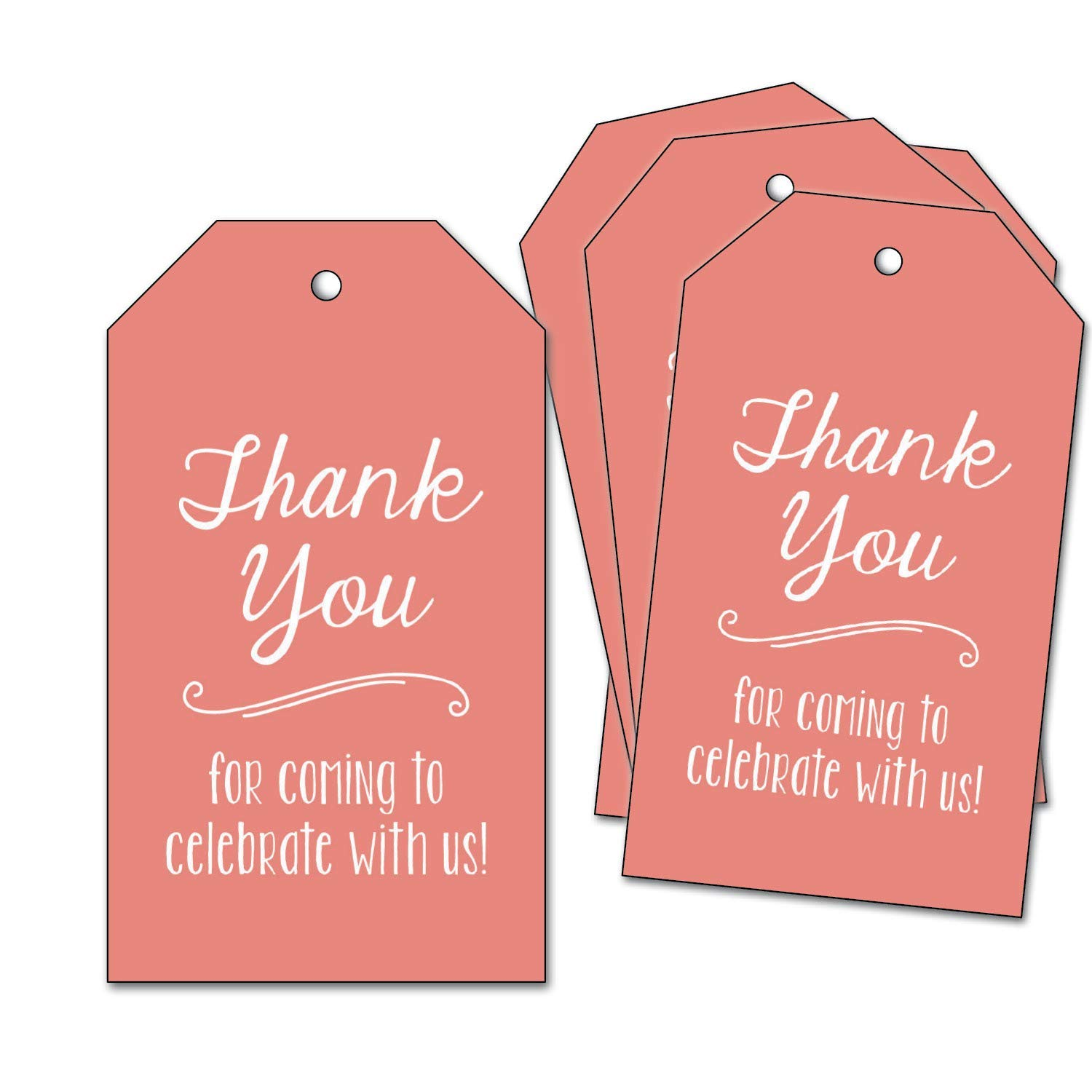 25 Thank You Favor Tags Max 71% OFF - for Max 67% OFF Bridal Birthday Shower Wedding