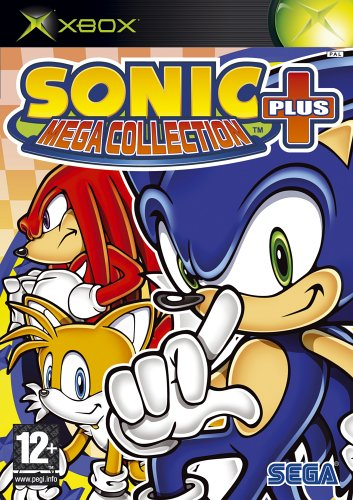 Sonic Mega Collection UK IMPORT