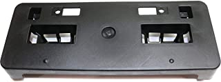 New Front License Plate Bracket For 2016-2018 Lexus RX350 & Lexus RX450H Textured Black, without F Sport Package, RX350, Canada Built LX1068121