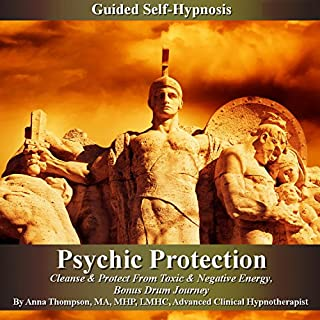 Psychic Protection Guided Self Hypnosis cover art