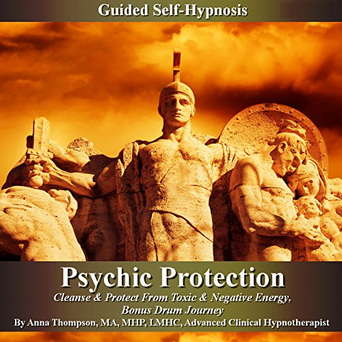 Psychic Protection Guided Self Hypnosis audiobook cover art