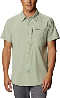 Columbia Men's Triple Canyon II Solid Short Sleeve Shirt