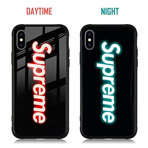 big sale f36e6 459dd Supreme iPhone Xs Max Case: Amazon.com