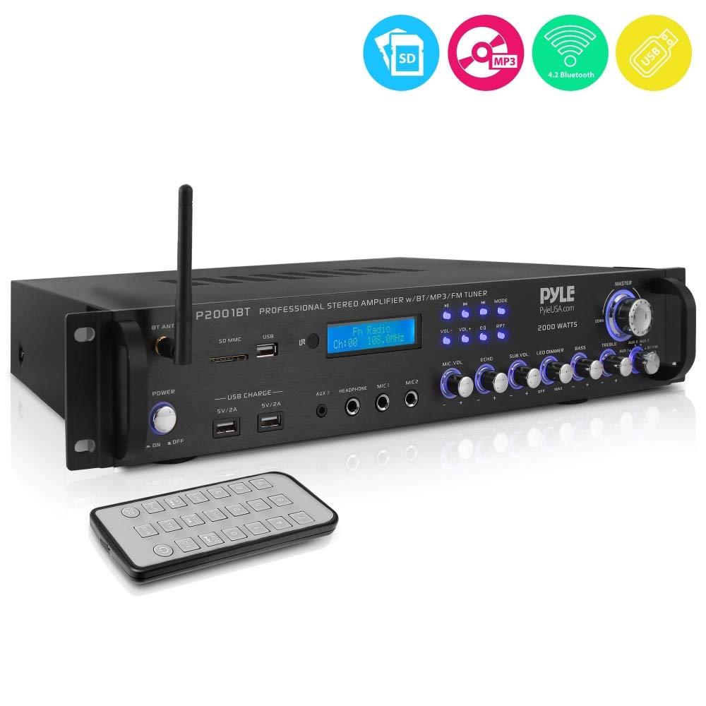 Multi Channel Bluetooth Preamplifier Receiver