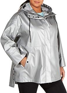Women's Performance Plus Hooded Windbreaker Jacket Top