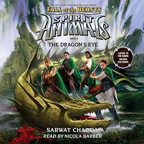 The Dragon's Eye audiobook cover art