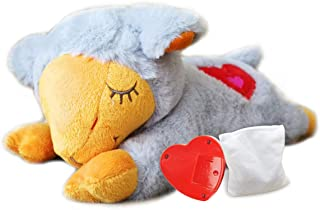 All for Paws Puppy Heart Beat Behavioral Aid Plush Toy, Dog Comfort Sleep Toys