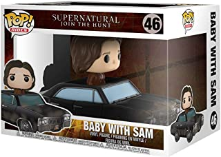 Funko Supernatural POP! Rides Baby with Sam Exclusive Vinyl Figure #46