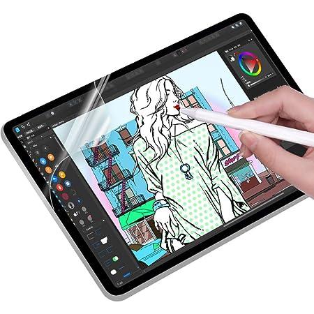 iPad mini5 / iPad mini4【ケント紙】ペーパーライク フィルム 紙のような描き心地 反射低減 非光沢 アンチグレア ペン先磨耗防止 保護フィルム 貼り付け失敗無料交換
