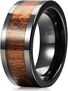 mens nautical wedding bands