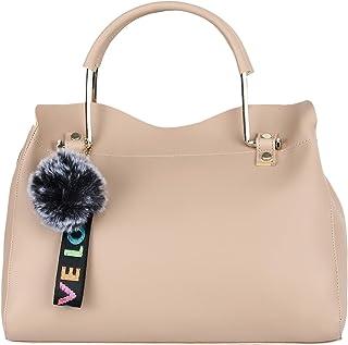 201ba50ac Leather Women's Top-Handle Bags: Buy Leather Women's Top-Handle Bags ...