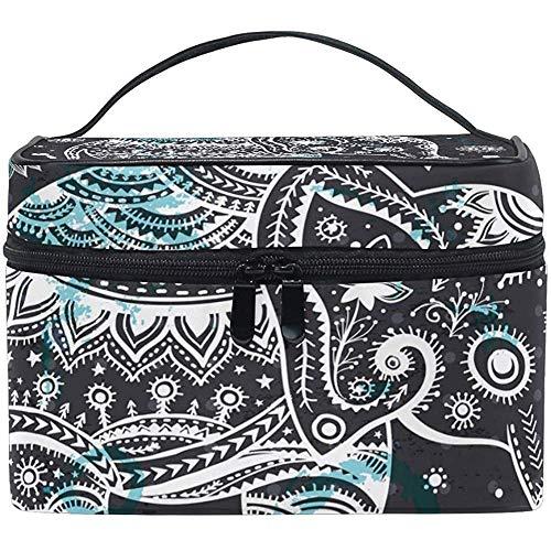 Cartoon Cosmetic Bag Trousse de Toilette Portable Hanging Multifunctional Makeup Bag with Waterproof-88E-3XB6