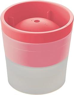ライクイット 丸氷 製氷器 アイスボールメーカー 粉色