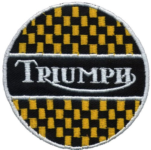 """'Logo Parche/Iron on Patch Triumph """""""