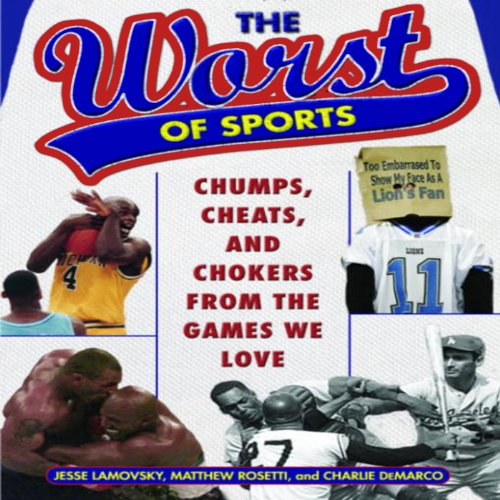 The Worst of Sports audiobook cover art