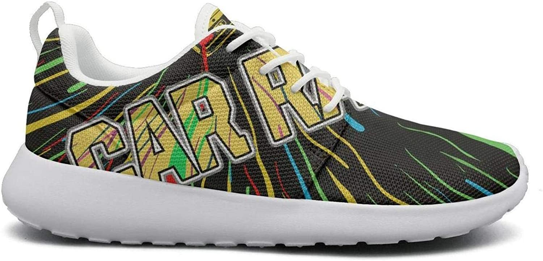Ipdterty Wear-Resistant Traveling Sneaker Car Racing Design Game Womens Ladies Cool Track Running shoes