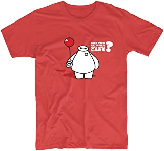 Nurse Baymax Big Hero 6 Funny Design Mens & Womens Funny Custom T Shirt